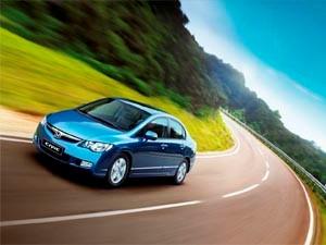 Насколько приемлем автомобиль Хонда Цивик для поездок на дачу?