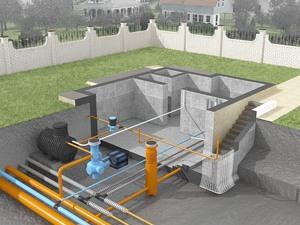 Строительство наружных газопроводов в коттеджных поселках