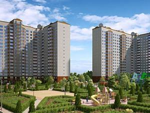 Какое жилье предлагает покупателям Город-парк «Первый Московский»?