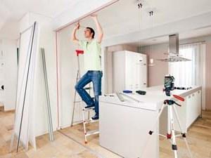 Бытовой лазерный нивелир: точные измерения в домашних условиях