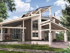 Готовые загородные дома в Подмосковье