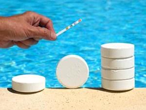 Продажа химии для бассейнов загородных домов