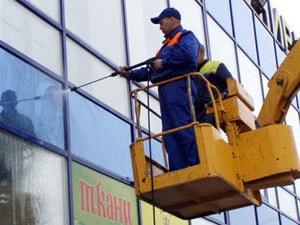 Где заказать мойку фасада в Москве?