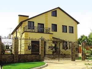 Ремонт вентилируемых фасадов частных домов