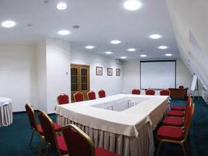 Конгресс зал для проведения переговоров