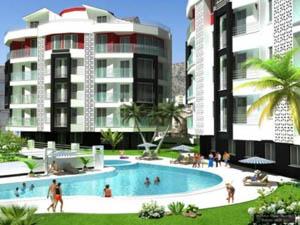 Недвижимость на побережье Турции