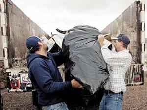 Оперативный вывоз строительного мусора из СЗАО