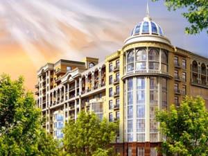 Жилой комплекс в центре столицы