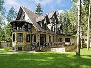 Загородные дома на вторичке рынка недвижимости
