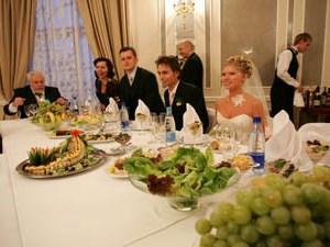 Аренда коттеджа на свадьбу