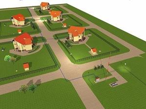 Газификация загородных коттеджных поселков
