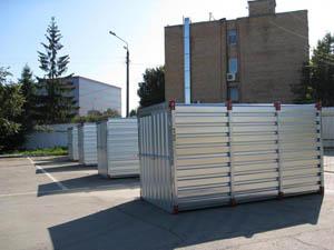 Аренда контейнера для хранения вещей, мебели и бытовой техники