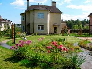 Коттеджный поселок Ландшафт на Рублевке