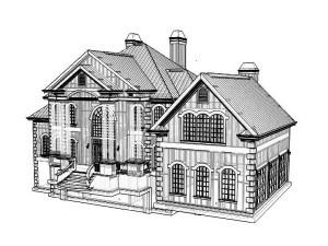 Каким образом можно распечатать проект будущего здания