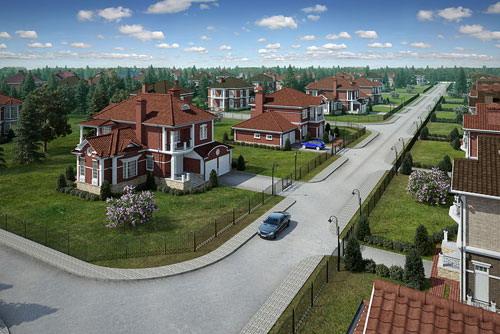 Как выбрать хорошие коттеджные поселки в Подмосковье?