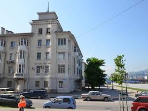 Портовый город Новороссийск