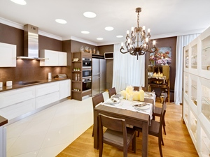 Pokrovskiy Posad предлагает купить квартиры в Киеве