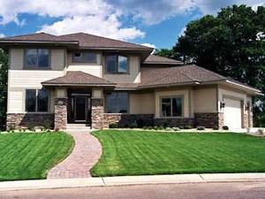 Купить готовый проект загородного дома