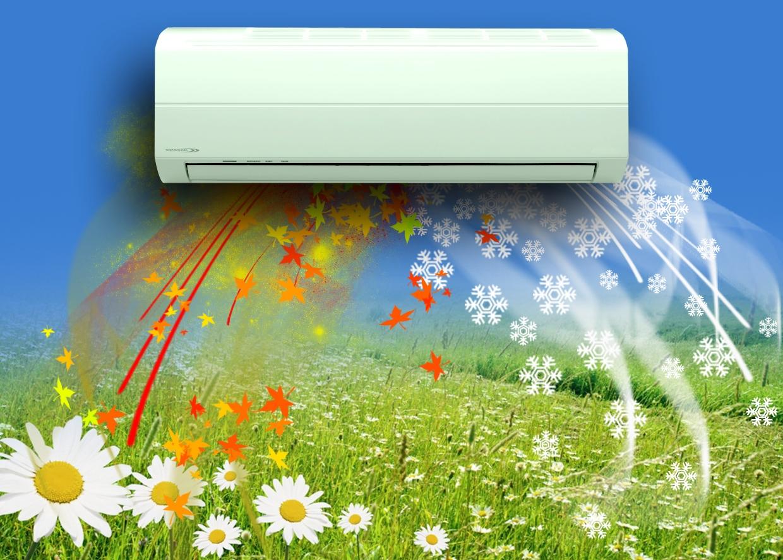 Кондиционер – самая популярная климатическая техника для подмосковной квартиры