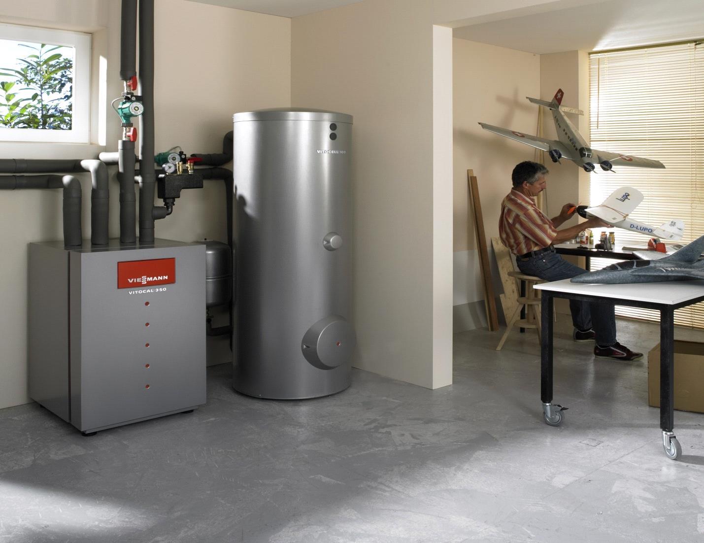 Котельное и вентиляционное оборудование для организации автономной системы отопления в частном доме