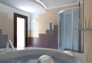 Печать презентаций дизайна ванной комнаты