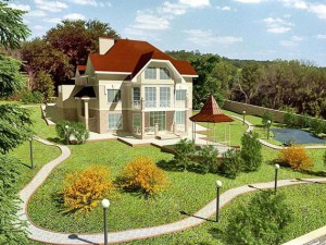 Популярность загородного жилья