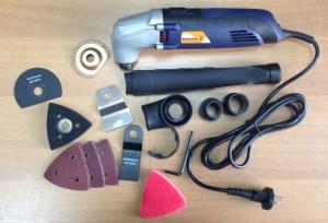 Старогодные материалы и новый домашний инструмент