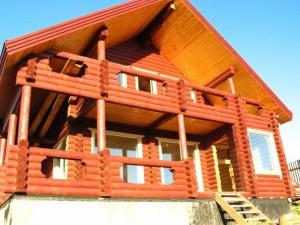 Строительство домов и бань из бруса