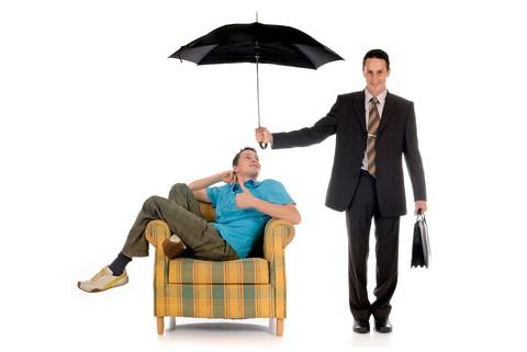 Юридический адрес страховой компании и спрос на страхование недвижимости