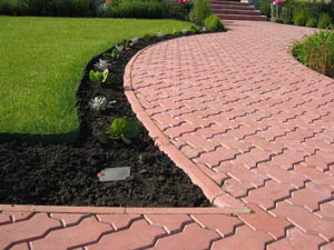 Станок для производства тротуарной плитки
