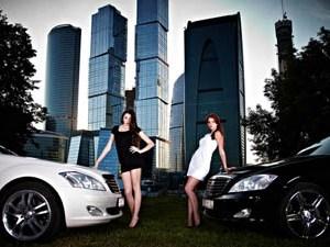 Заказ VIP такси про Москве