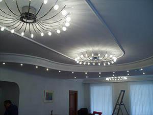 Люстры и светильники оптом для коммерческой недвижимости