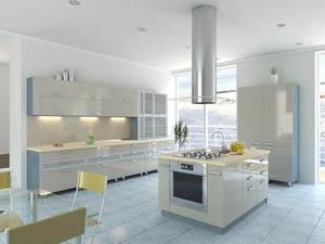 Товары для кухни загородного дома