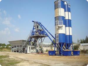 Бетонные мини-заводы