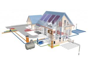 Автономные инженерные системы в загородном доме
