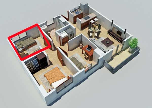 Правила купли и продажи доли в московской квартире
