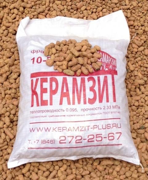 Производство керамзита и его применение