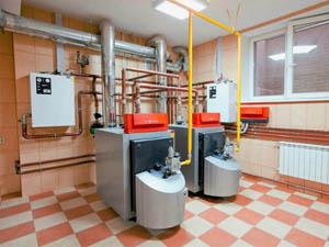 Обслуживание газовой котельной в коттедже