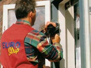 Утеплитель eurostrip для ремонта офисных окон