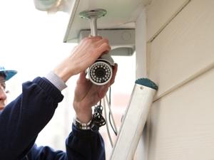 Монтаж систем видеонаблюдения в загородном доме