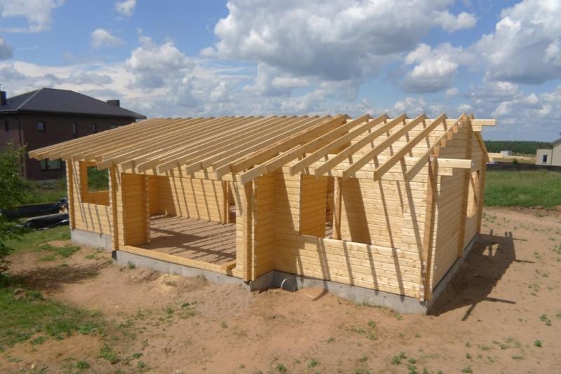 Для тех, кто хочет построить деревянный дом под ключ