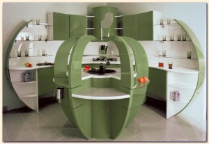 Индивидуальный дизайн кухни от студии FRINO