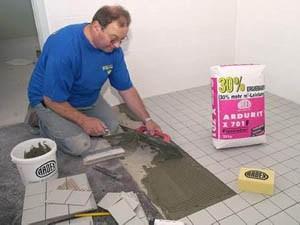Как правильно подобрать плиточный клей?