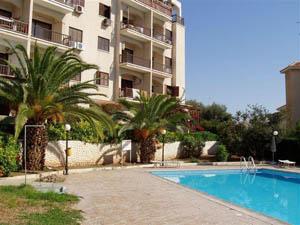 Современная квартира на Кипре
