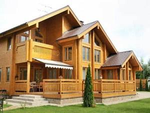 Готовые дома из бруса – отличная альтернатива городской квартире