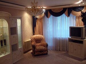 Апартаменты посуточно в Новосибирске
