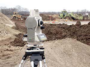 Современное геодезическое оборудование