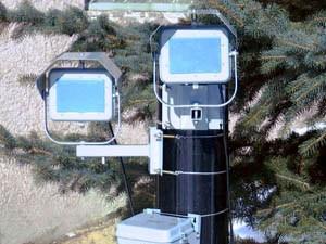 Линейные радиоволновые извещатели в охранных системах загородных коттеджей