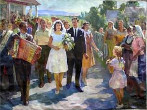Живопись советского периода - шаги истории