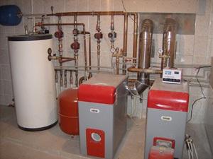 Газовые котельные в загородных домах